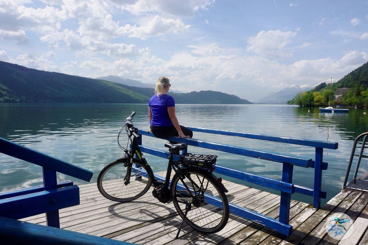 E-Bike Erlebnis am MillstätterSee