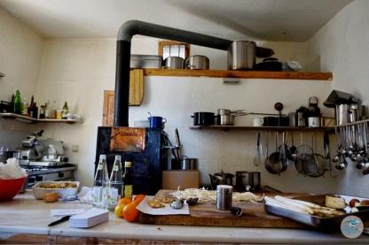 Küche Pension Briol