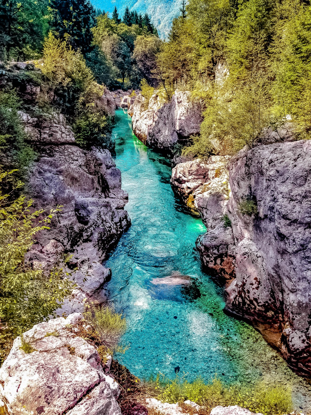 Alpe Adria Trail Etappe 23: Kransjka Gora –Trenta