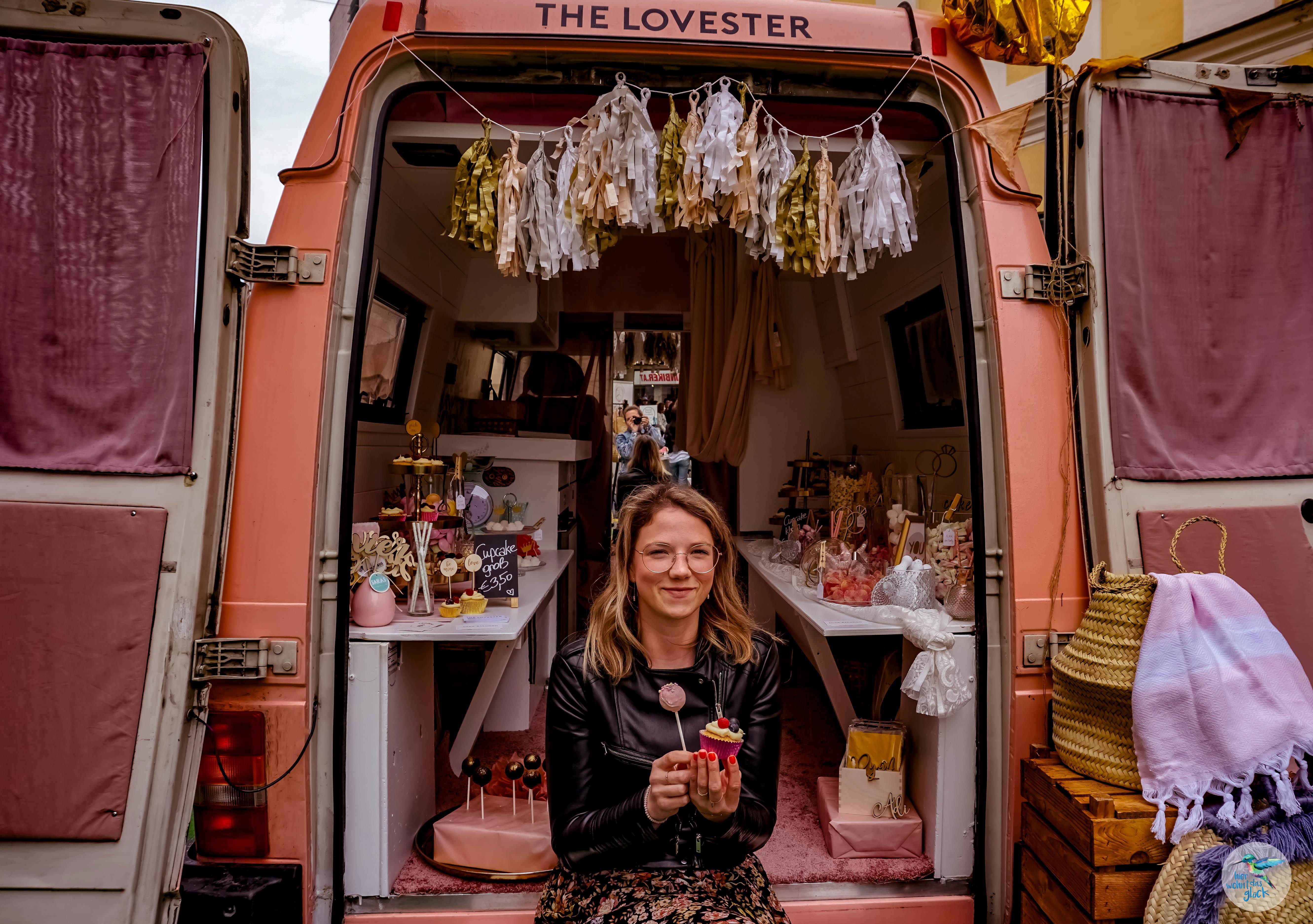 Süßigkeiten von Ines Frankim Lovester Fashionbus