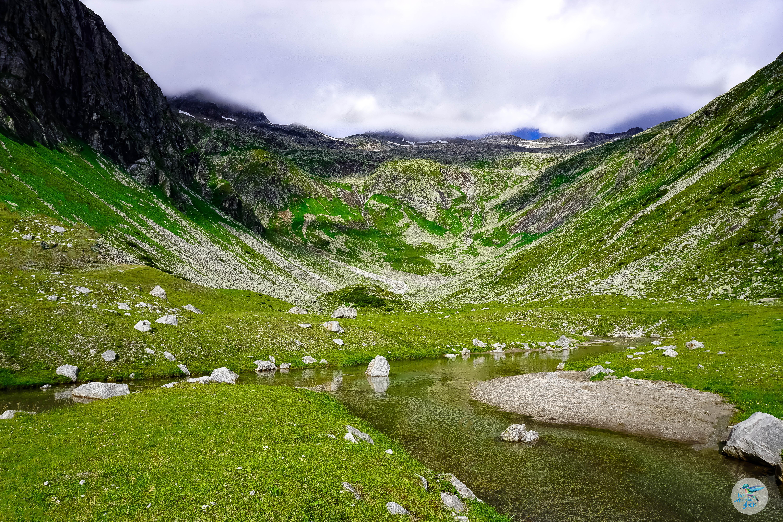 Die herrliche Naturlandschaft fasziniert ab der ersten Sekunde