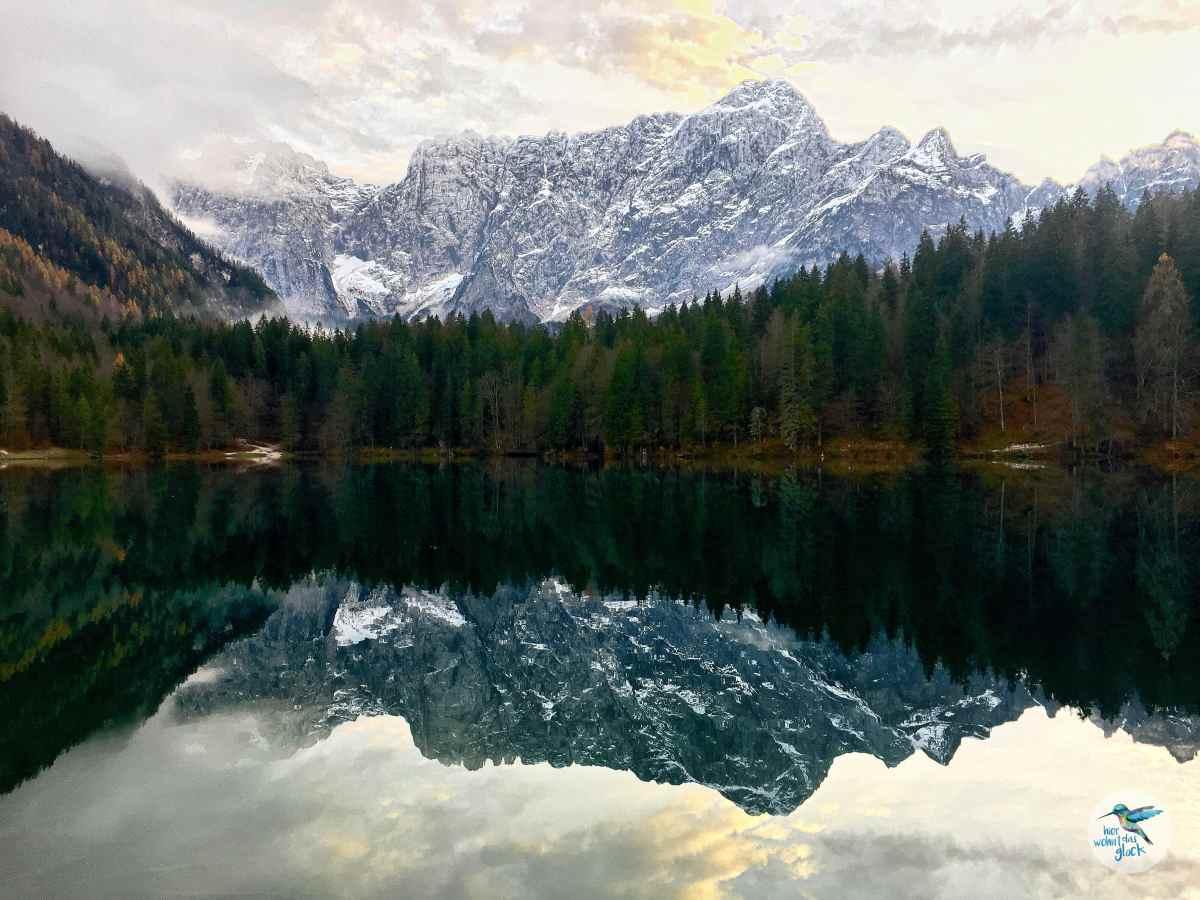 Laghi di Fusine – Ausflug nachItalien