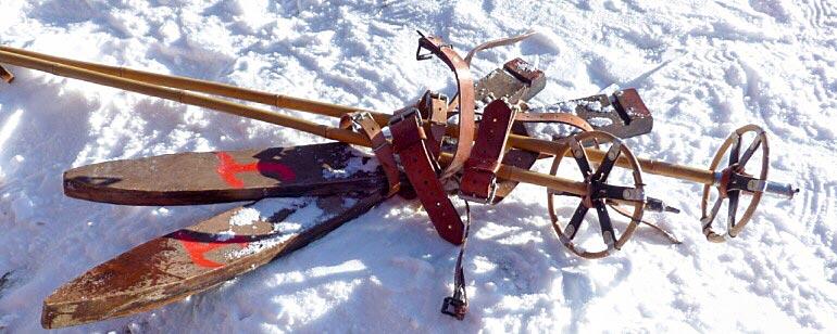 Wintersport in Kärnten: Fassdaubenrennen