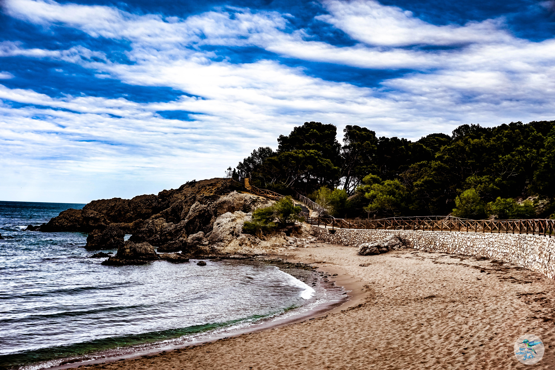 Meditatives Wandern an der Costa Brava