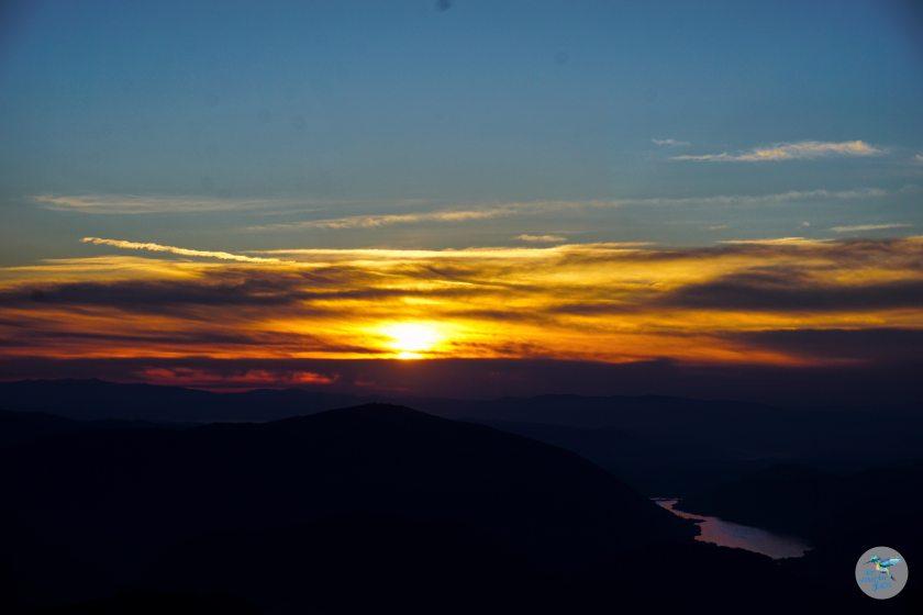 Sonnenaufgang Dobratsch