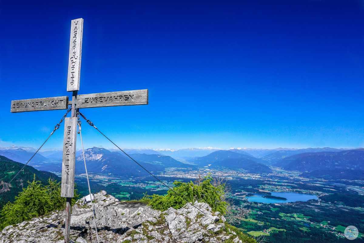 Wanderung zur Ferlacher Spitze – die kleine Schwester desMittagskogels