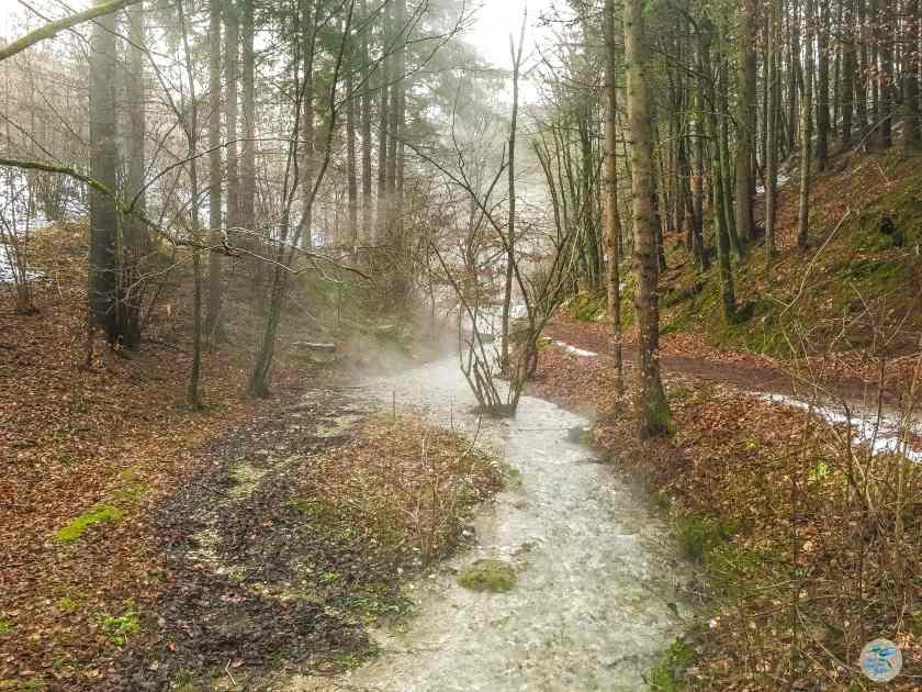 Maibachl in Warmbad-Villach
