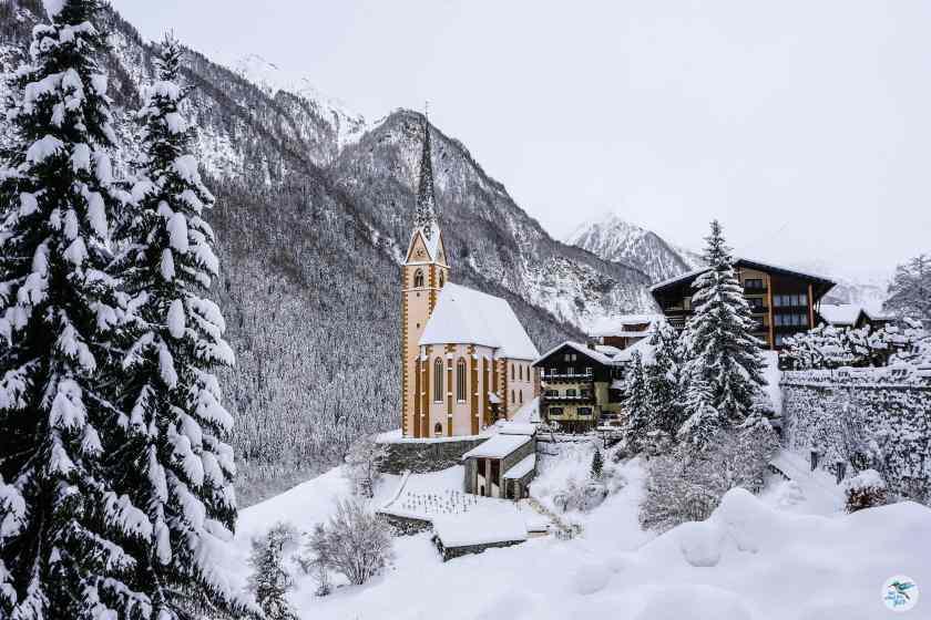 Heiligenblut --> Top of Austria