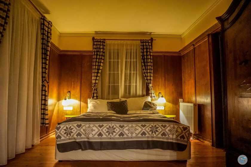 Vielleicht schlief sogar der Kaiser hier? Kaiservilla in Heiligenblut