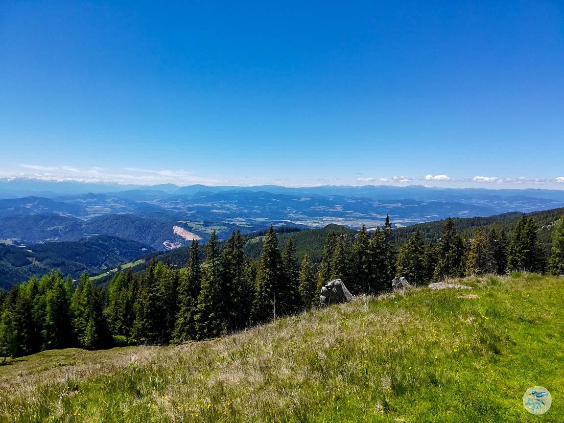 Vom Görtschitztal zur WolfsbergerHütte