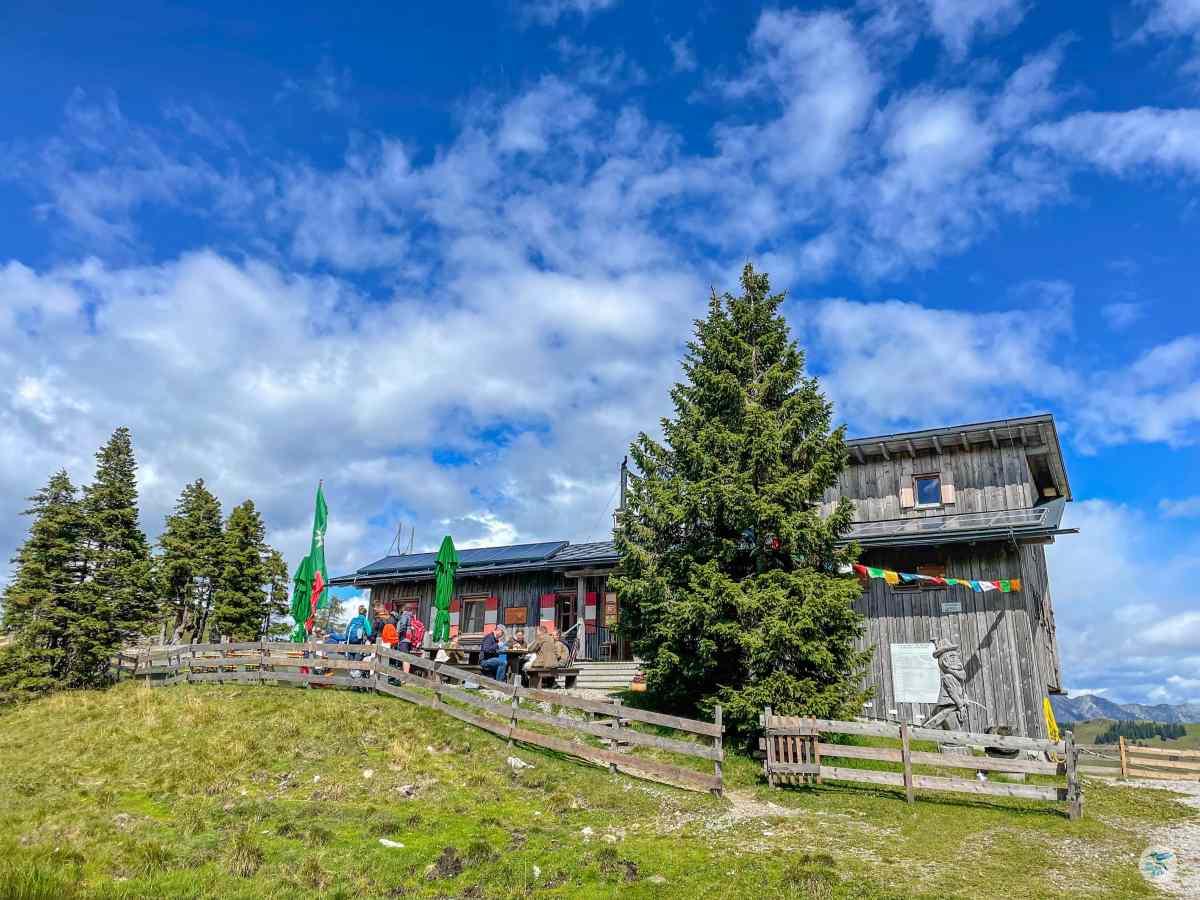 Wanderung in den Gailtaler Alpen mit Ausgangspunkt Zollnersee-Hütte